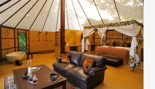 Suite im Sausage Tree Camp © Foto: Marco Penzel | Outback Africa Erlebnisreisen