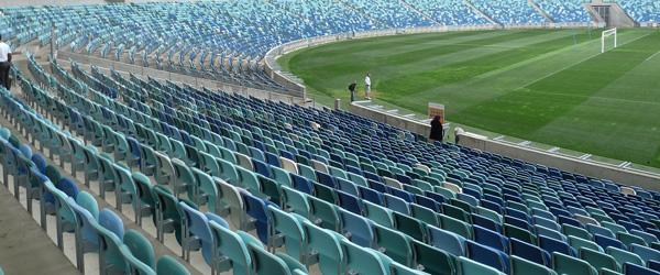 Durban WM-Stadion © Foto: Ulrike Pârvu | Outback Africa Erlebnisreisen