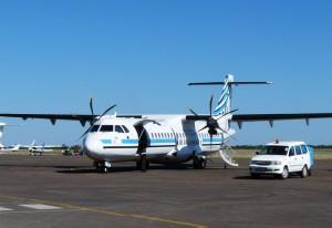 Air Botswana © Foto: Ulrike Pârvu | Outback Africa Erlebnisreisen