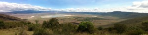 Ngorongorokrater | © Foto: Doreen Schütze | Outback Africa Erlebnisreis