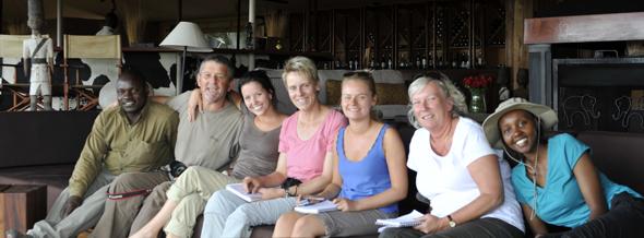 Gruppenbild © Foto: Svenja Penzel Erlebnisreisen