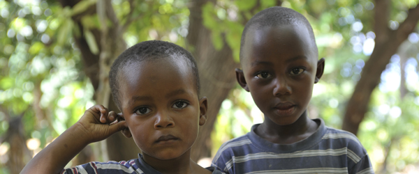 Mto Wa Mbu, Kinder © Foto: Svenja Penzel   Outback Africa Erlebnisreisen