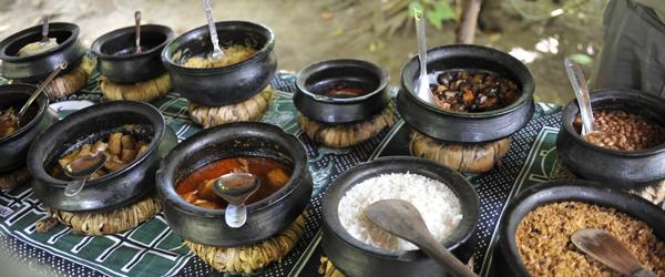Mo Wa Mbu, lokale Gerichte © Foto: Svenja Penzel   Outback Africa Erlebnisreisen