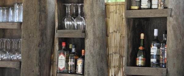 Bar im Tena Tena Camp © Foto: Marco Penzel | Outback Africa Erlebnisreisen
