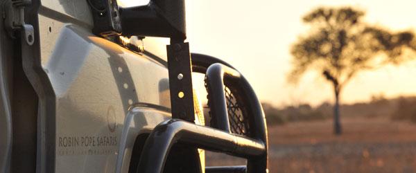 Pirschfahrt im Robin Pope Safaris © Foto: Marco Penzel   Outback Africa Erlebnisreisen