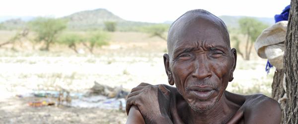 Dorfältester des Samburudorfes © Foto: Svenja Penzel | Outback Africa Erlebnisreisen