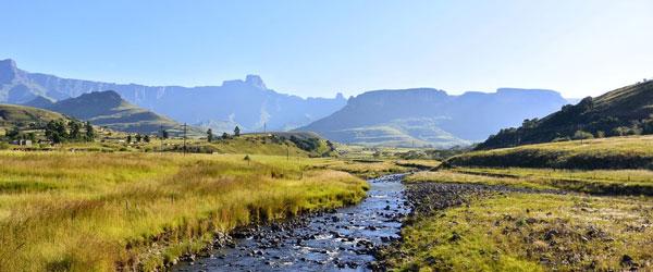 Drakensberge © Foto: Doreen Schütze | Outback Africa Erlebnisreisen