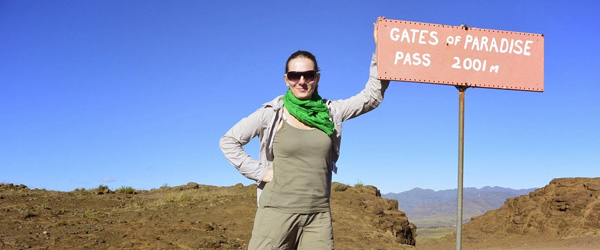 Am Gates of Paradise Pass, Lesotho © Foto: Outback Africa Erlebnisreisen