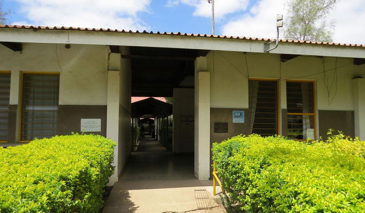 Usa River Rehabilitation Center, Eingang © Foto: S. Schlesinger | Outback Africa Erlebnisreisen