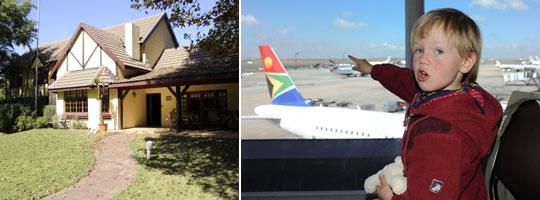 Outlook Lodge, Johannesburg, Südafrika © Fotos: Marco Penzel   Outback Africa Erlebnisreisen