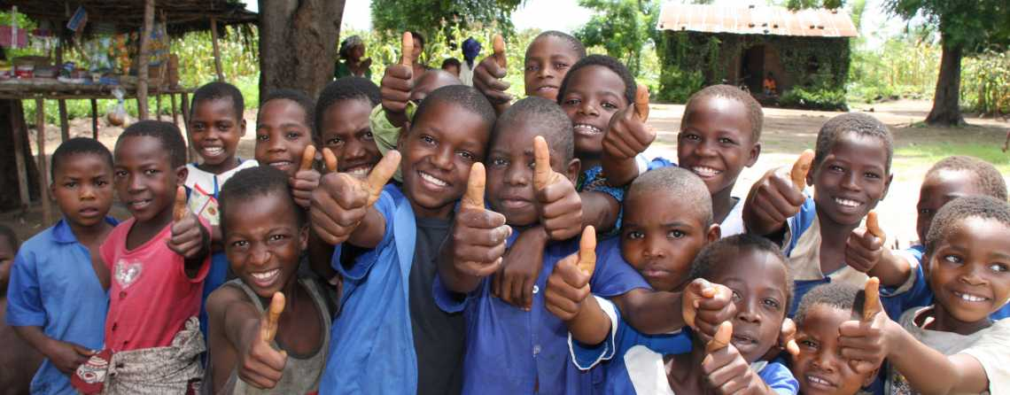 Pack for a Purpose, Central African Wilderness Safaris, Malawi  © Foto: Pack for a Purpose