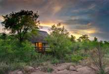 Sabi Sabi Little Bush Camp, Suite beleuchtet