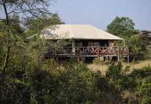 Mara Rianta Camp, Zeltsuite  © Foto: Neptunes Hotels