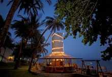 Severin Sea Lodge, Bar am Strand