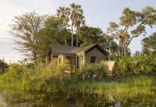 Zeltchalet, Jacana Camp  © Foto: Cathy Hays | Wilderness Safaris