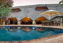 Bayete Guest Lodge, Victoria Falls  © Foto: Kevin Hogan