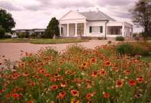 Etendero Farm, Hauptgebäude  © Foto: Doreen Schütze | Outback Africa