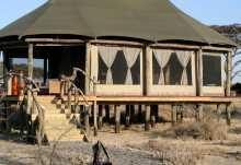 Lake Masek Tented Camp, Zeltchalet