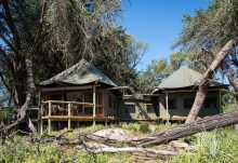 Familienzelt, Xigera Camp  © Foto: Dana Allen | Wilderness Safaris