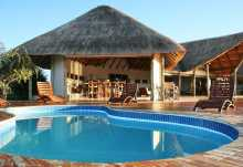 Nxai Pan Camp, Pool