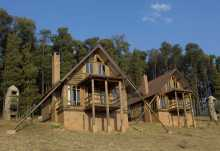 Chalets der Chelinda Lodge  © Foto: Mike Myers