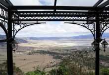 Ngorongoro Wildlife Lodge  © Foto: Marco Penzel | Outback Africa