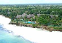 Baobab Beach Resort, Luftbild