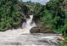 Murchison-Wasserfälle des Nil  © Foto: Dr. Christian Becker