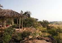 Lamai Serengeti Camp, Lounge