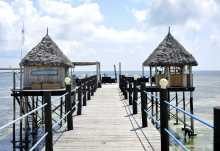 Spice Island Resort, Jetti  © Foto: Svenja Penzel | Outback Africa
