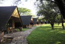 Keekorok Lodge  © Foto: Svenja Penzel | Outback Africa