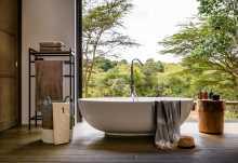 Badewanne mit Aussicht, Sanctuary Olonana  © Foto: Sanctuary Retreats