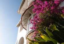 Abbey Manor, Fassadendetail  © Foto: Abbey Manor