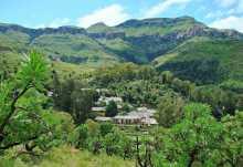 The Cavern Resort and Spa, Drakensberge