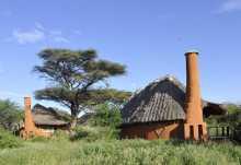 Tawi Lodge  © Foto: Svenja Penzel | Outback Africa