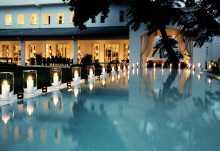 Oyster Bay Hotel, Pool