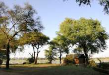 Old Mondoro Camp  © Foto: Marco Penzel | Outback Africa