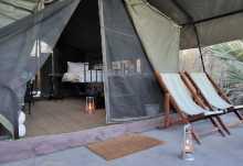 Camp Kalahari  © Foto: Marco Penzel | Outback Africa