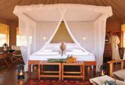 Safari Tent im Severin Camp, Tsavo West Nationalpark  © Foto: Severin Travel