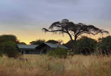 Tarangire View Camp, Zelte  © Foto: African View Camps