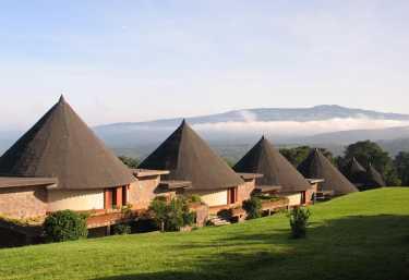 Ngorongoro Sopa Lodge  © Foto: Svenja Penzel | Outback Africa