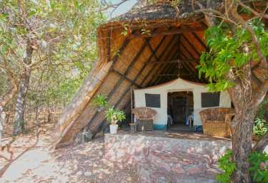 Musango Safari Camp, Kariba-See