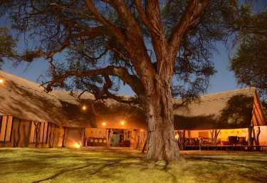 Camelthorn Lodge, Außenansicht