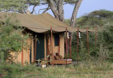Lemala Mara/Ndutu Camp