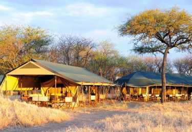 Olakira Camp  © Foto: Marco Penzel | Outback Africa