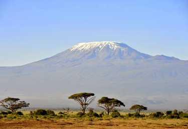 Blick zum Kilimanjaro vom Amboseli Nationalpark  © Foto: Svenja Penzel | Outback Africa