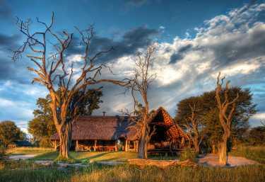 Bomani Tented Lodge. Hauptgebäude  © Foto: Imvelo Safari Lodges