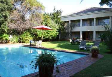 Greenfire Johannesburg Lodge, Pool