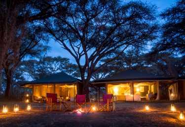 Sanctuary Ngorongoro Crater Camp  © Foto: Sanctuary Retreats