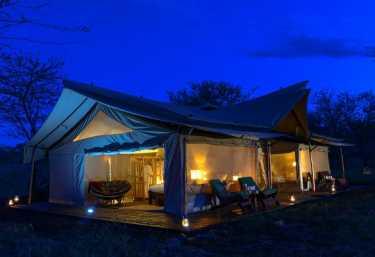 Asanja Luxury Tented Camp  © Foto: Asanja Africa